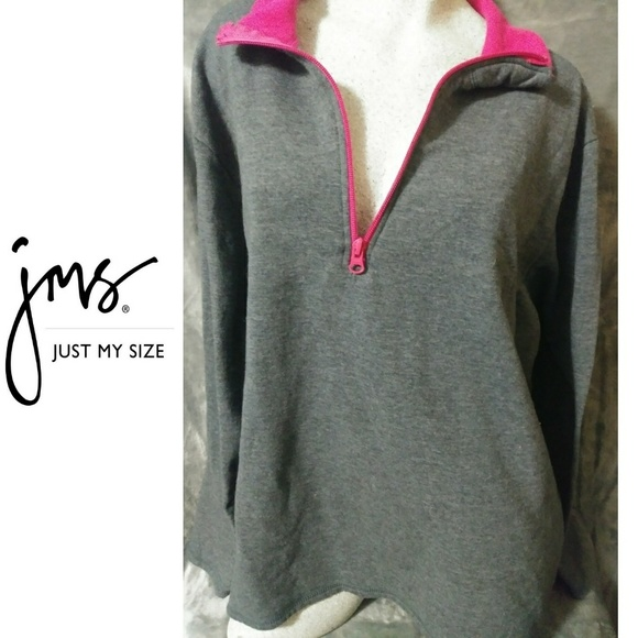 Just My Size Sweaters - ⚡FINAL💲✂💗 2X JMS Sweatshirt 💗